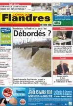 Driehoek Calais Sint-Omaars Duinkerke onder water? 100318092505970735655088