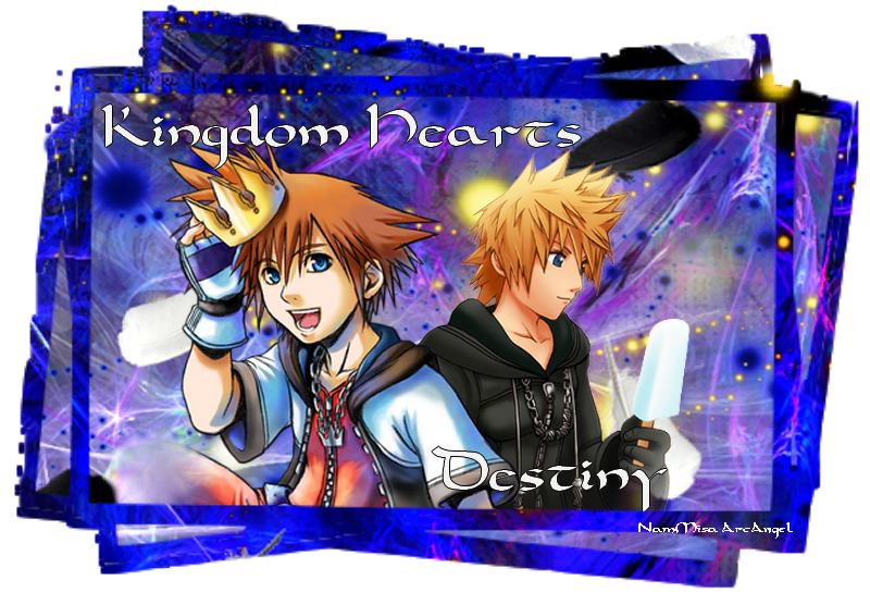 Kingdom Hearts Destiny