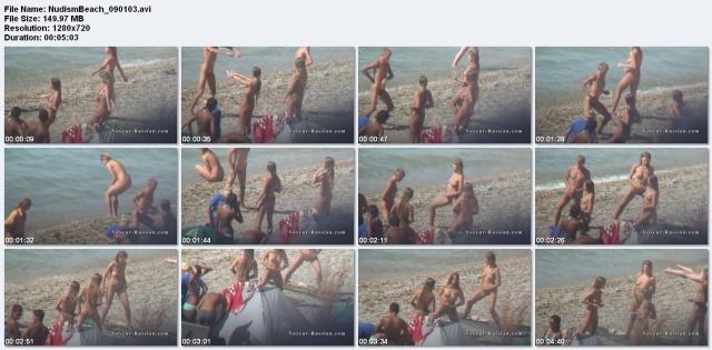 Free public nudist thumbs