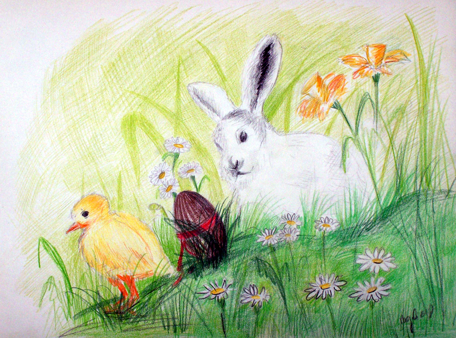 Joyeuses Pâques !!! 100324055310981805695005