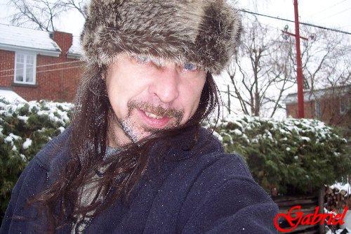 archive photo dany daniel gabriel hiver 2008 montreal