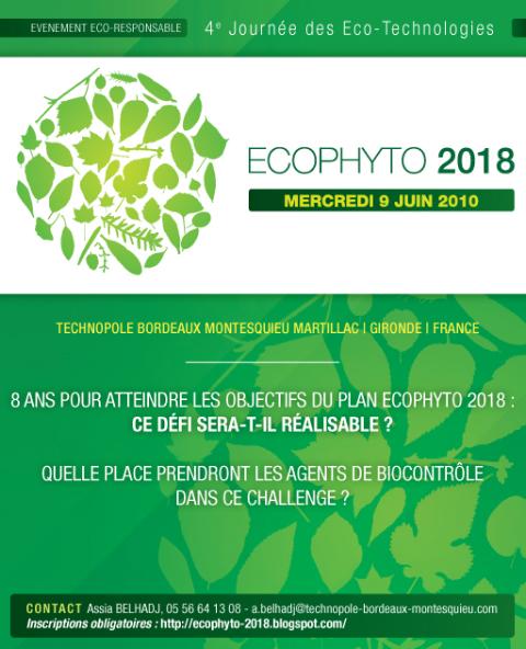 Teaser de la 4ème Journée des Eco-Technologies