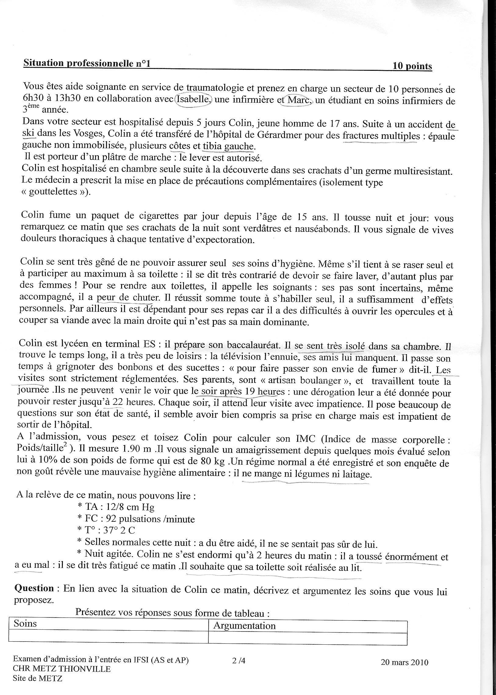 Ppt Lettre De Motivation Concours Infirmier Pour Aide Soignant