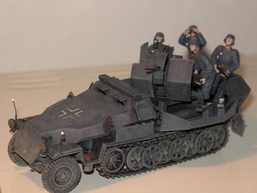 sdkfz 251/17 ausf c Dragon 1/35 - Page 2 100331110016667015743688