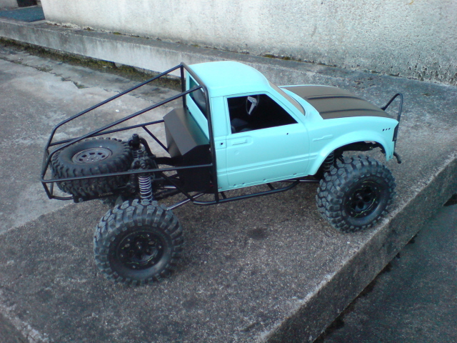 [ SCX10 Axial ] Toyota Hilux trial  100404084154228115767630