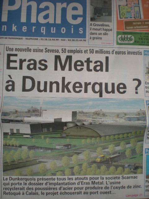 Duinkerke, de Vuilnisbak van Frankrijk? - Den draed 100404103820970735768550