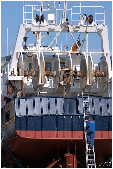 [Activité hors Marine des ports] LE CROISIC Port, Traict, Côte Sauvage... 100405020038743895769148