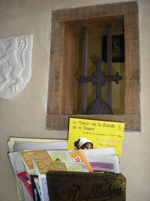 """""""In de nieuwe Smisse"""", de Vlaamse herberg van Leffrinkhoeke 100405105050970735776205"""