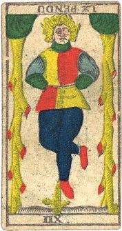 "La carte du tarot ""Le Monde"" 100406120619385005778531"
