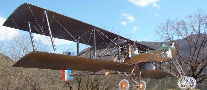 RAF FE2b - Aeroclub - 1/48ème 1004090350581033185797232