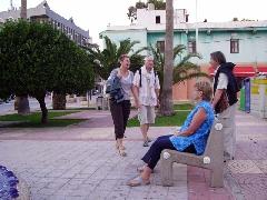 Puerto Lombréas  - Anne marie 'Résa,Geraldine Maurice