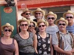 Puerto Lombréas  - Les 9 Mexinanos