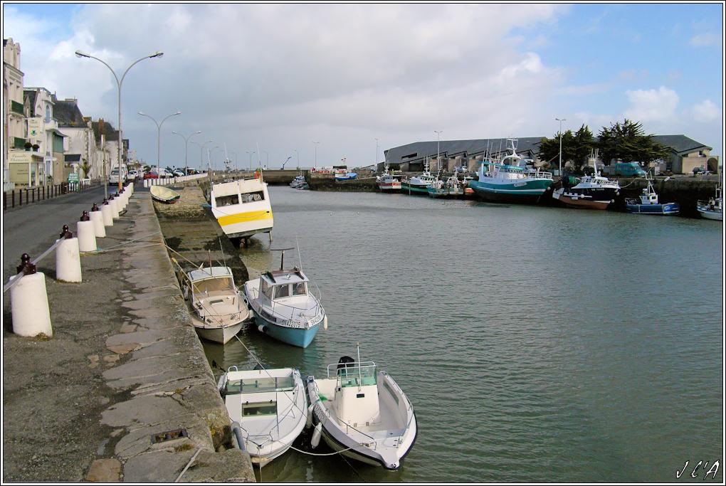[Activité hors Marine des ports] LE CROISIC Port, Traict, Côte Sauvage... 100411121645743895808454