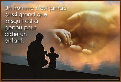 Douceur pour un enfant dans ◤Citations en images 100414102020133815834360