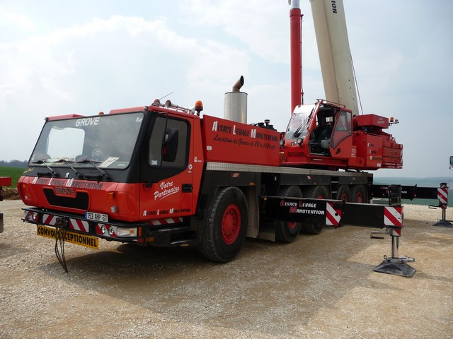 Les grues de Alsace Levage Manutention (ALM) (France) 100414110852587545834640