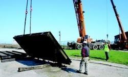 Driehoek Calais Sint-Omaars Duinkerke onder water? 100417025327970735850557