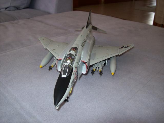 F-4N Phantom II VMFA-531 Grey Ghosts Hasegawa 1/48 100418013838860295856395