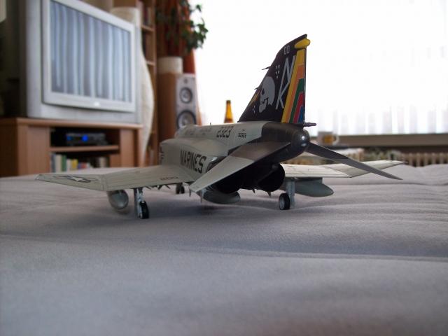 F-4N Phantom II VMFA-531 Grey Ghosts Hasegawa 1/48 100418013910860295856400