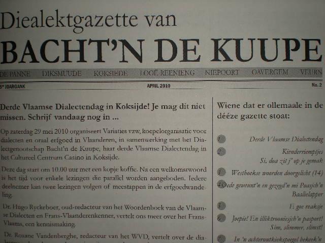 Dialectgenootschap Bacht'n de Kuupe 100423110648970735894105