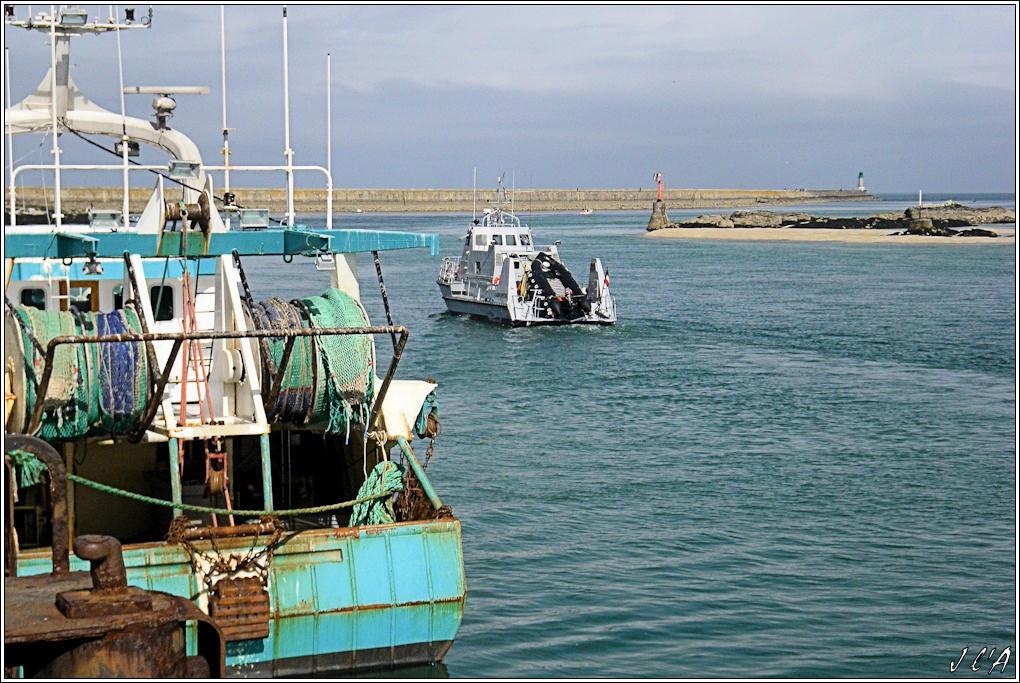 [Activité hors Marine des ports] LE CROISIC Port, Traict, Côte Sauvage... 100427104432743895920290