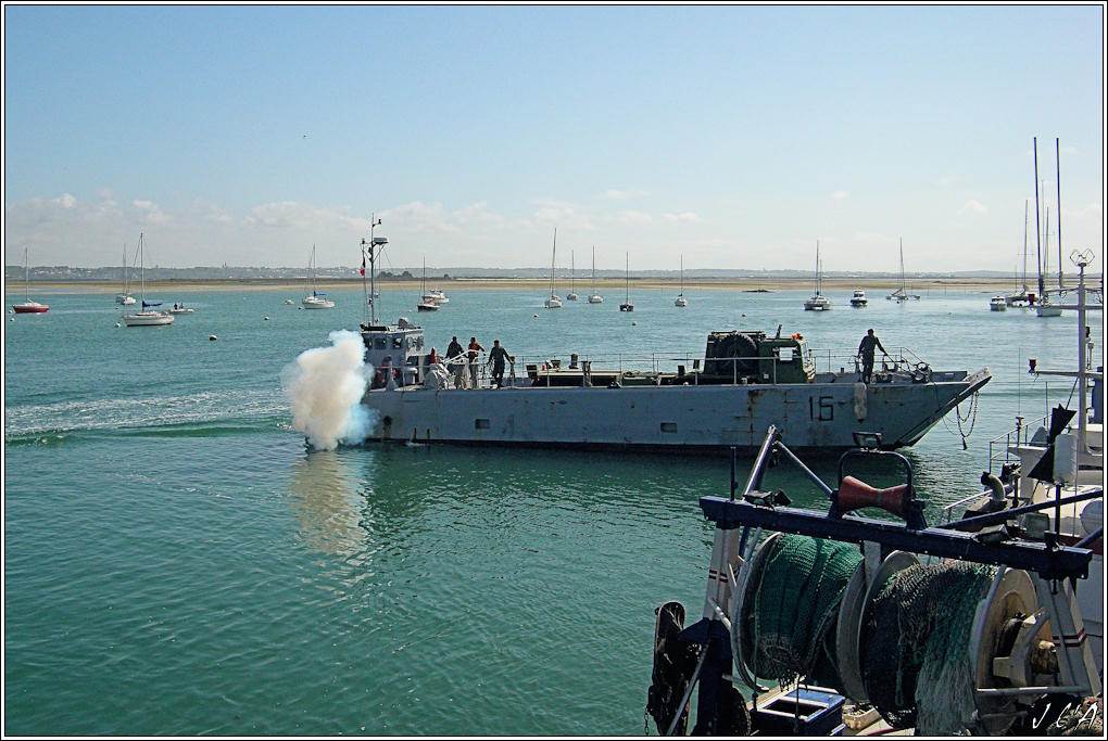 [Activité hors Marine des ports] LE CROISIC Port, Traict, Côte Sauvage... 100427104432743895920291