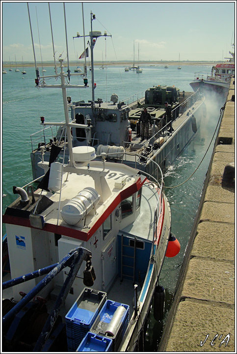 [Activité hors Marine des ports] LE CROISIC Port, Traict, Côte Sauvage... 100427104432743895920292