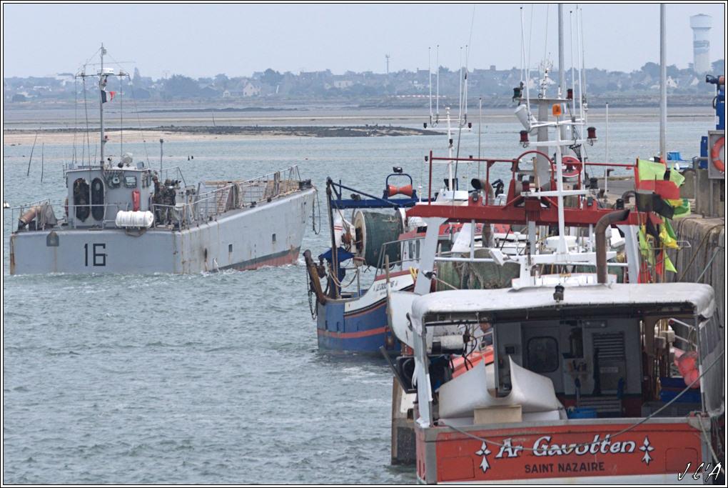 [Activité hors Marine des ports] LE CROISIC Port, Traict, Côte Sauvage... 100427115504743895916060