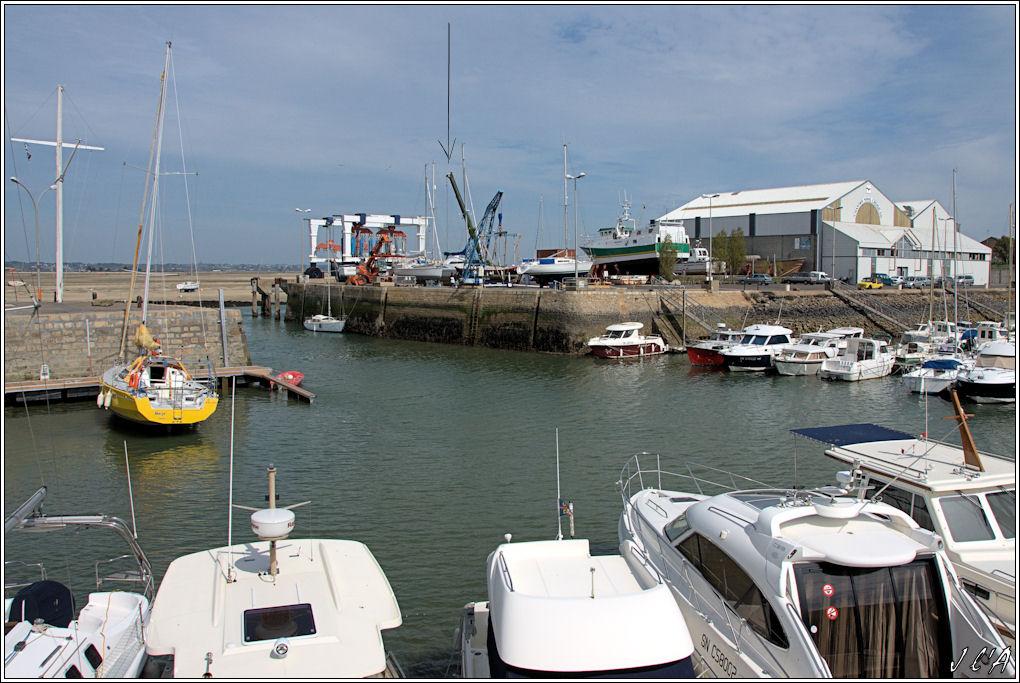 [Activité hors Marine des ports] LE CROISIC Port, Traict, Côte Sauvage... 100427120920743895914376
