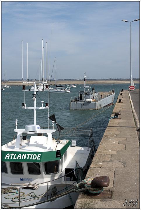 [Activité hors Marine des ports] LE CROISIC Port, Traict, Côte Sauvage... 100427120920743895914379
