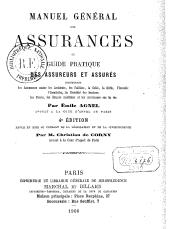 Manuel Général des Assurances 100428112609945745926438