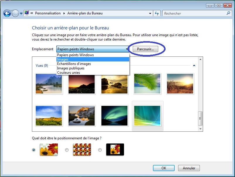 Download diaporama sur windows vista free - Bureau windows 7 sur windows 8 ...