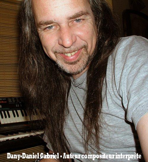 dany daniel gabriel auteur compositeur interprete