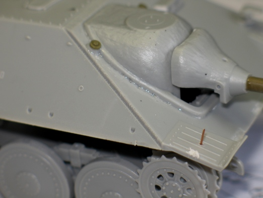 Hetzer(early) armée polonaise Dragon 1/35 100503043512667015957387