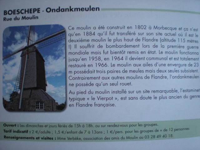 De molens van Frans-Vlaanderen 100504085656970735961588