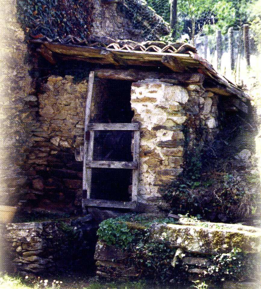 sentier des puits