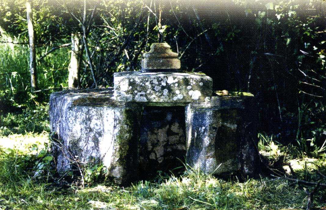 fontaine dévotion