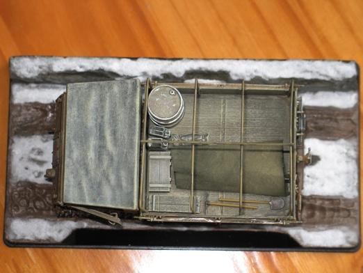 Steyr RSO/03 Revell 1/35 armée française 100506121150667015976595