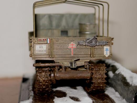 Steyr RSO/03 Revell 1/35 armée française 100506121239667015976600