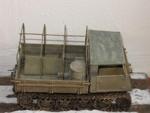 Steyr RSO/03 Revell 1/35 armée française 100506121251667015976613