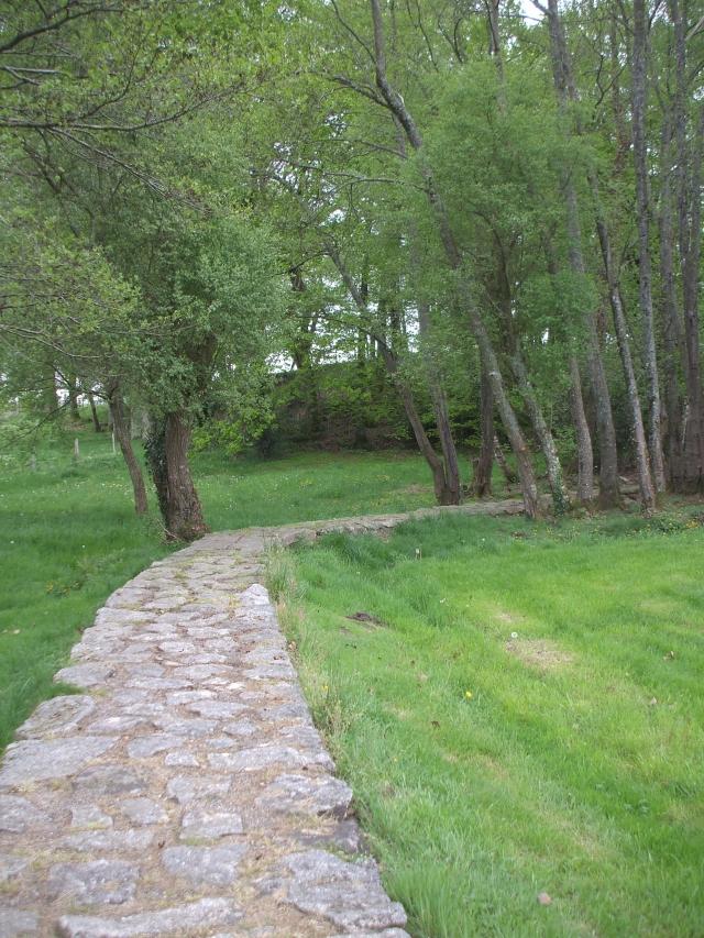 le dolmen de la pierre folle 100508084110501655991481