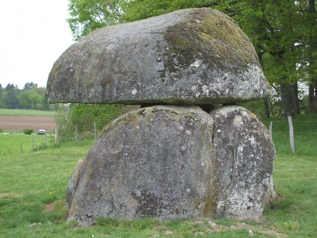 le dolmen de la pierre folle 100508085838501655991598