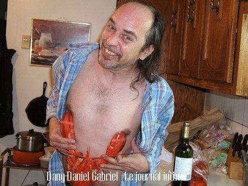 dany daniel gabriel homard