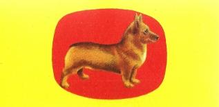 Premier logo Corgi