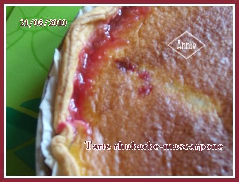 Tarte rhubarbe au mascarpone - Page 2 100521083017683836076141