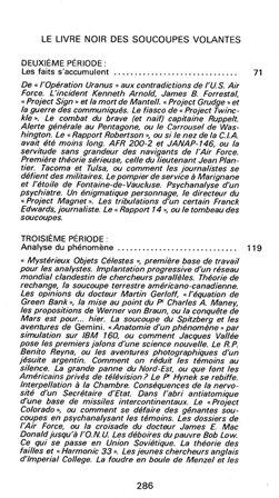 (1970) Le livre noir des soucoupes volantes  par Henry Durrant 100524111828927776090799