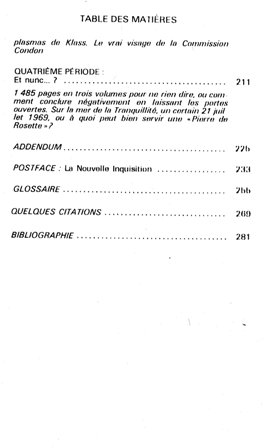 (1970) Le livre noir des soucoupes volantes  par Henry Durrant 100524111828927776090800