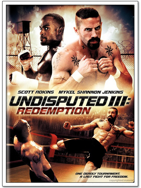 [HF] Undisputed 3 - redemption [DVDRip]
