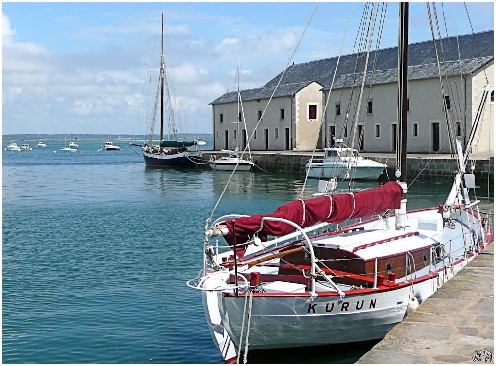 [Activité hors Marine des ports] LE CROISIC Port, Traict, Côte Sauvage... 100526064947743896106895