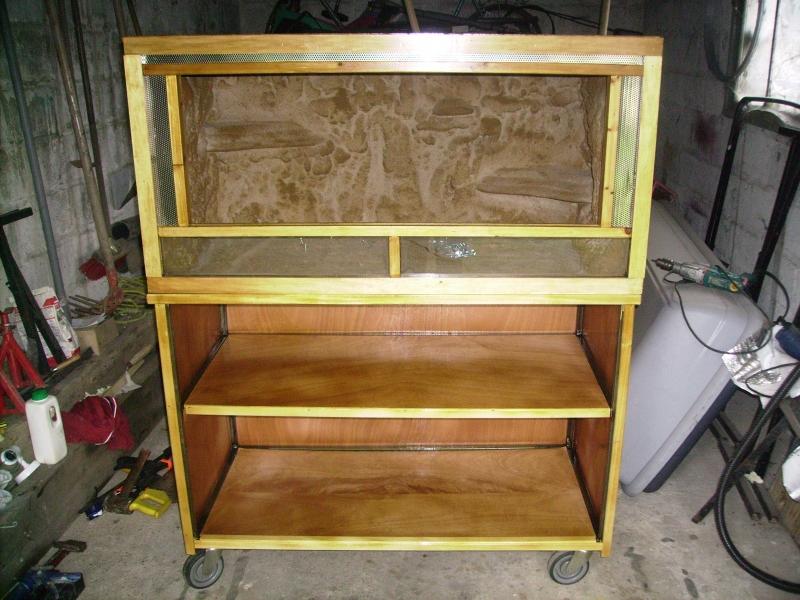 Aménagement d'un meuble de terra en batterie 100527064048717756113798