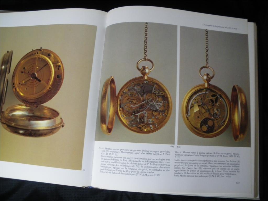 """[Livre] """"La montre des origines au XIXe siècle"""" 1005290518311080536125337"""